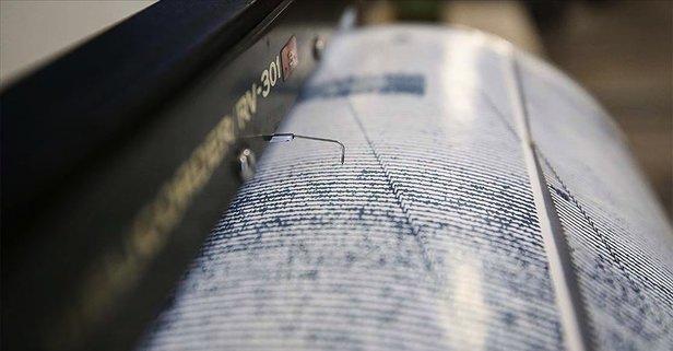 Ege beşik gibi! Bir deprem daha...