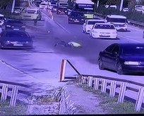 Polisi aracıyla sürükleyen CHP'li eski başkan yakalandı