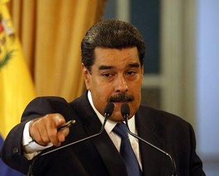 Maduro'dan flaş karar! Sınırlar kapanıyor