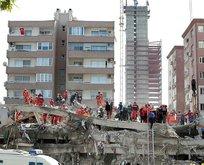 İzmir depreminde can kaybı sayısı arttı