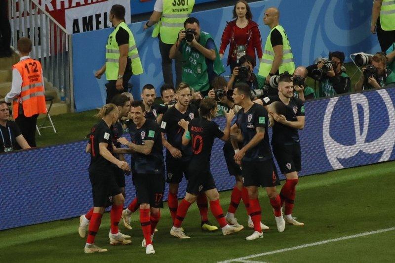 2018 FIFA Dünya Kupasında finalin adı belli oldu! Fransa - Hırvatistan