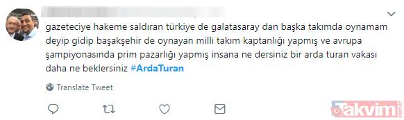 Arda Turan sosyal medyayı salladı!