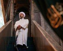 Erbaş'tan camiye yapılan saldırıya tepki