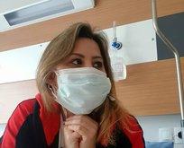 Virüsü yendi plazma bağışında bulundu