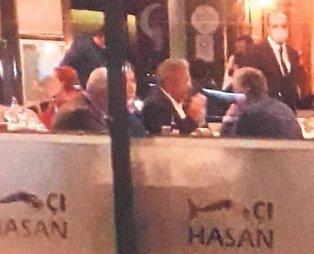 İzmir'de yüzlerce kişi enkaz altındayken CHP'lilerin yemek yediği yer tepki çekti
