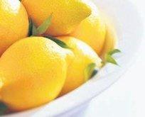 Toksinlere limon sıkın