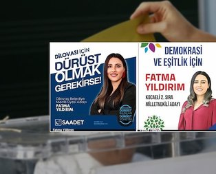 HDP'li vekil şimdi de Saadet'ten aday!