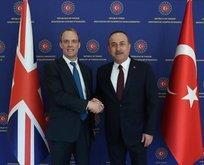 Türkiye ile İngiltere arasında kritik temas