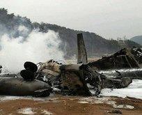 Brezilya'da helikopter düştü: 2 ölü