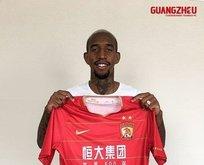 Anderson Talisca Çin'e gitti!