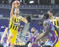 Fenerbahçe Beko Afyon'u geçti: 86-80