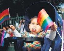 Sapkınlık projesi LGBTİ şimdi de çocukları hedef aldı!