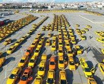 İstanbul'da taksimetre güncelleme isyanı!