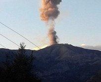 Hakkarideki patlamayla ilgili MSBden flaş açıklama