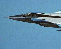 Bir Rus savaş uçağı daha düştü!