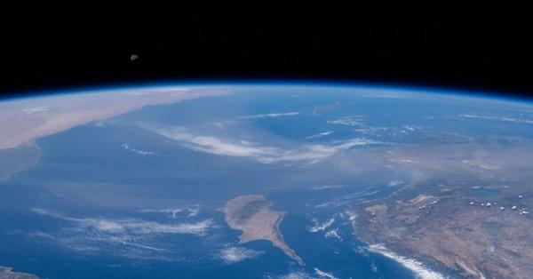 Η NASA δημοσίευσε: Καταπληκτικές φωτογραφίες που τραβήχτηκαν από το διάστημα!  Τουρκία και Κύπρος … – Gallery