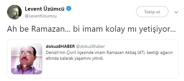 """""""Ah be Ramazan. Bir imam kolay mı yetişiyor."""" ile ilgili görsel sonucu"""