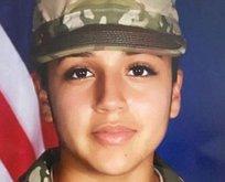 ABD'li asker tecavüze uğrayarak öldürüldü