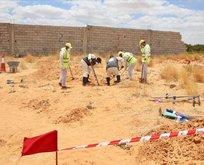 Libya'da bulunan toplu mezarlara ilişkin sanık listesi