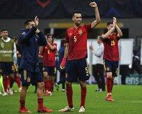 Uluslar Ligi'nde ilk finalist İspanya
