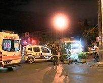 Polisten kaçan şüpheliler taksiye çarptı: 2 yaralı