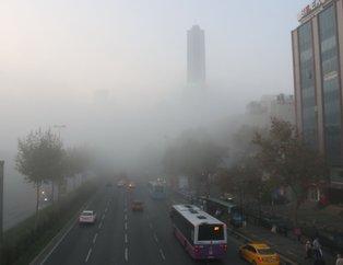 Meteoroloji uyarmıştı! İstanbul'da göz gözü görmedi