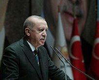 Başkan Erdoğan'a peş peşe tebrik mesajları
