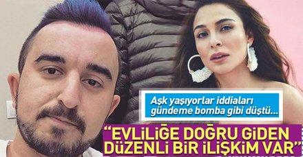 Halil Söyletmez aşk iddialarını yalanladı