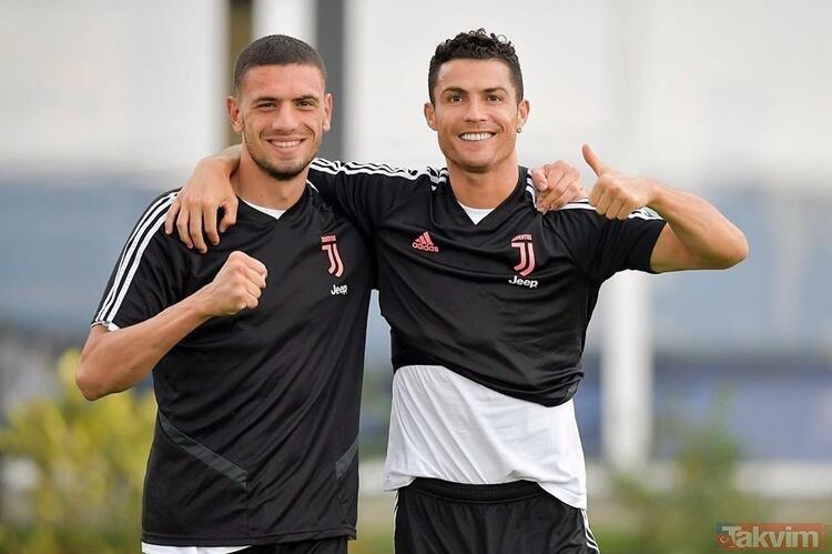 Juventus'ta Merih Demiral isyanı! Yalvarıyorlar...