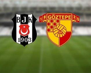 Beşiktaş Göztepe maçı | CANLI