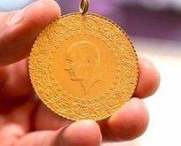 Altında büyük sürpriz! Çeyrek altın bugün ne kadar?