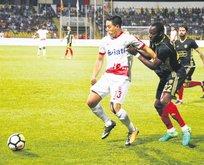 Antalyaspor kaçtı Malatya yakaladı