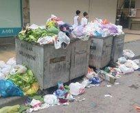 CHPli Avcılar Belediyesi maaşları ödemedi, çöpler sokakta kaldı