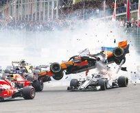 Alonso uçtu