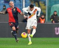Cengiz attı Roma deplasmanda kazandı!