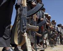 Yemen'de üst düzey 7 Husi milis öldü