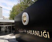 Türkiye'den Arap Ligi'nin kararlarına tepki