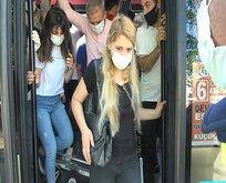 İstanbul'da şoke eden rekor! Araçtan 37 yolcu çıktı...