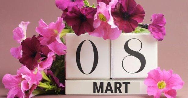 8 Mart Kadınlar Günü Mesajları Resimli Kısa Uzun 8 Mart Dünya