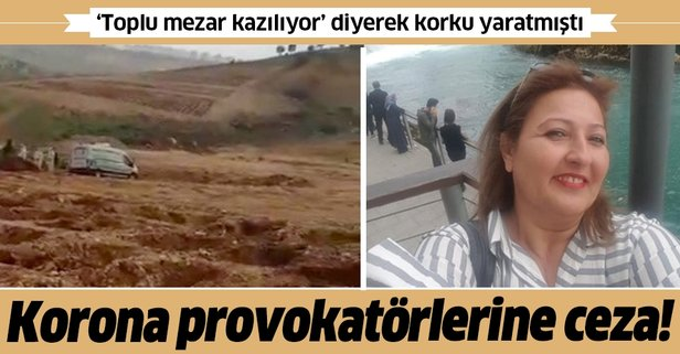 Gaziantep'teki koronavirüs provokatörlerine ev hapsi
