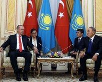 Erdoğan: Aksakalımızın FETÖ mücadelesine teşekkür ediyorum