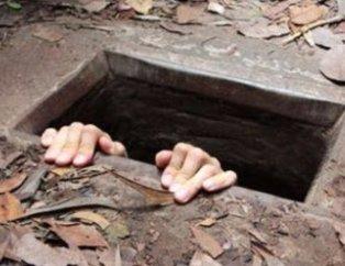 Amerikalı askerleri çıldırtan tünel