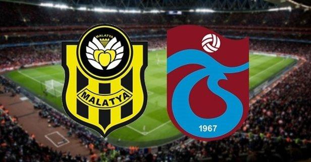 Malatyaspor-Trabzonspor maçının tarihi belli oldu