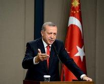 Erdoğan, Milli Savunma Üniversitesi'ne o ismi atadı