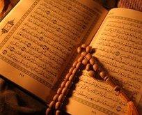 Regaip Kandili peygamberimizin okuduğu dua!
