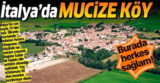 Mucize köy!