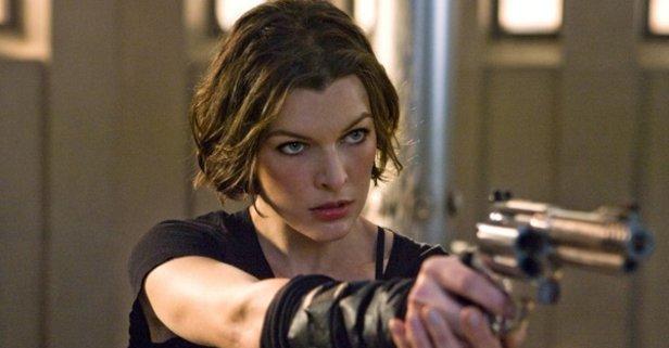 Resident Evil'deki Milla Jovovich'in canlandırdığı karakterin adı ne?