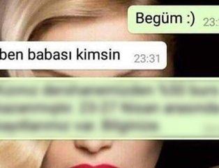 WhatsApp'ta sevgilisinin babasına efsane cevap! Sosyal medya yıkıldı
