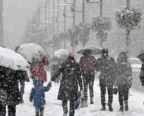 Amasya'da yarın kar tatili var mı?