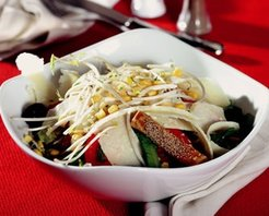 Parmesanlı Roka Salatası Tarifi